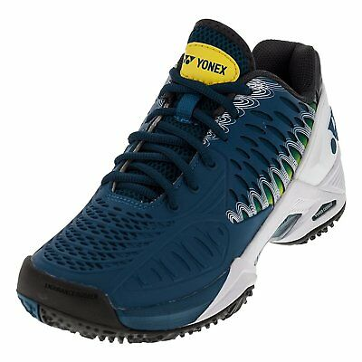 Yonex Power Cushion Eclipsion All Court Mens Tennis Shoe, Dark Blue 10.5