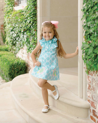NWT Mud Pie Baby Easter Chick Dress 3T