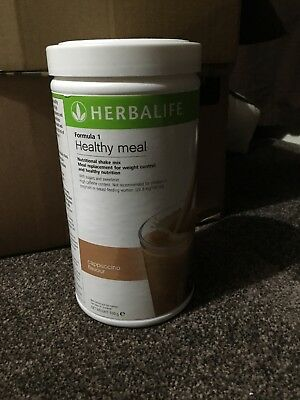 Herbalife Formula 1 Shake cappuccino flavour