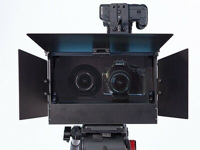 3D Camera Rig - Designed & Built by Stereographers