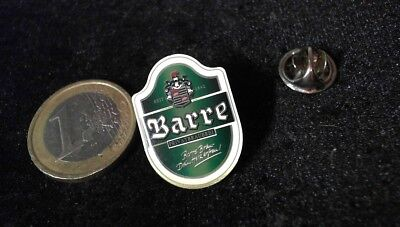 Bier Beer Pin Badge Barre Logo