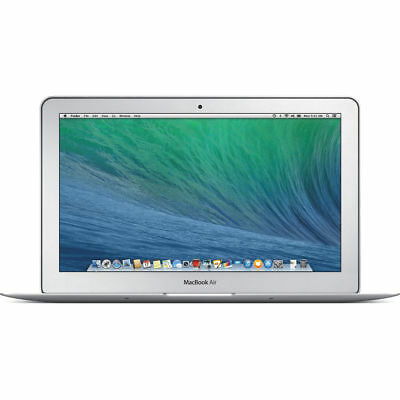 "Apple MacBook Air Core i5 1.4GHz 4GB 128GB SSD 11.6"" LED Notebook"