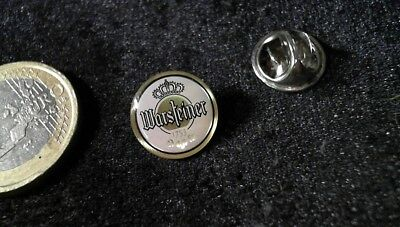 Bier Beer Pin Badge Warsteiner 1753