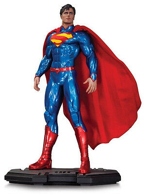 """DC Collectibles_DC Comics Icons SUPERMAN 10.25 """" Statue_The New 52_# 636 of 5200"""