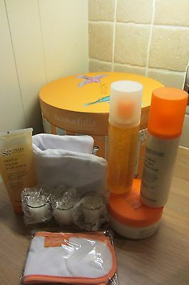 Sanctuary Spa Covent Garden  Body Pampering Gift Box Set ~ New ~ Free P&p