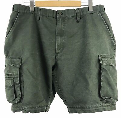 Boy Scouts of America BSA Mens Shorts 40 Relaxed Cargo Green