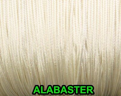 10 YARDS : 2.0MM  ALABASTER TRAVERSE CORD for Vertical Blinds & Draperies