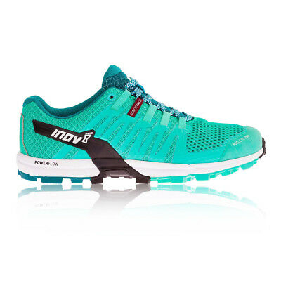 Inov8 Womens Roclite 290 Trail Running Shoes Trainers Sneakers Blue Sports