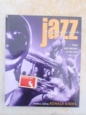 """JAZZ""""  the greats' 220 pages."""