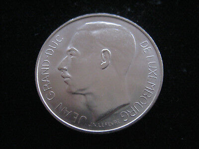 "Mds Luxembourg 100 Francs 1964 ""jean Grand-Duc"", Silber    #37"