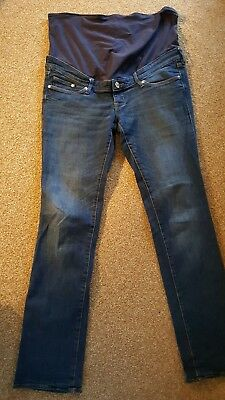 Maternity Jeans Size 12R