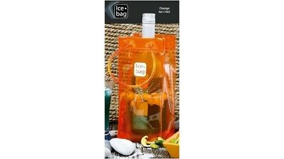 Ice bag basic orange / sac à glace