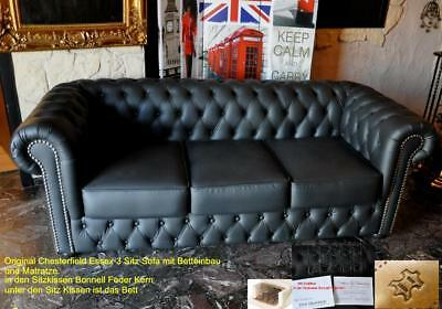Chesterfield springvale3 2 1 inklusive traditional for Schlafsofa 400 euro