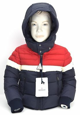 234c5a900 MONCLER JUNIOR BOY Padded Jacket Dark Brown Code Pus00A N0A73 20243 ...