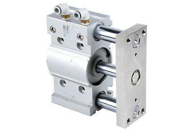 SMC MGPM80-50, 512kg cyl, guide, MGP COMPACT GUIDE CYLINDER