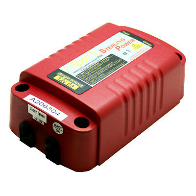 Sterling Power ProSport 5 IP68 12V 5A Waterproof Marine Battery Charger PS125
