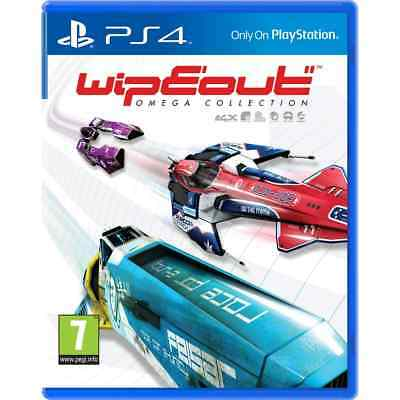 Wipeout Omega Collection PS4 for PS4