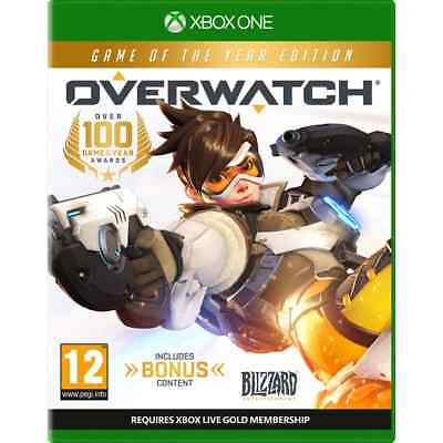 Overwatch: Game Of The Year For Xbox One