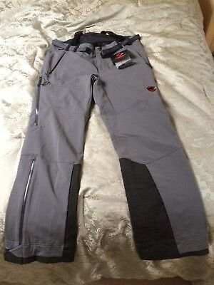 Mammut Base Jump Ski/hiking Pants, Large. Delivered In Time For Christmas