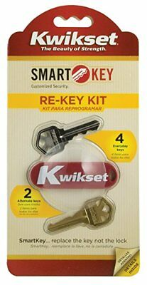 Kwikset 83262-001 SmartKey Re-Key Kit-SMART KEY REKEY TOOL