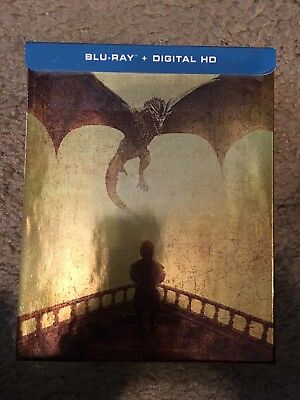 Game of Thrones: The Complete Fifth Season (Blu-ray Disc, 2016)