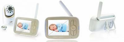 OpenBox Infant Optics DXR-8 Video Baby Monitor with Interchangeable Optical Lens
