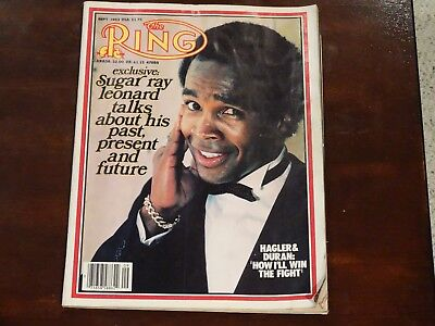The Ring Magazine. Boxing. Sept 1983