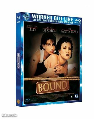 Blu Ray BOUND Larry Wachowski NEUF sous cellophane
