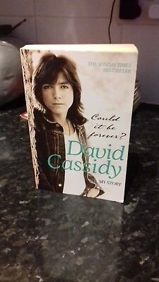 David Cassidy My Story Could It Be Forevervgc paperback