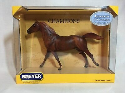 Breyer model horse  #1330 Theodore O' Connor, traditional scale, new in box