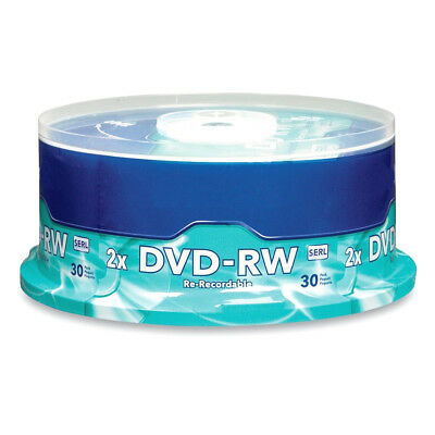 Maxell - 8cm Camcorder DVD-RW 30min 10spindle pack