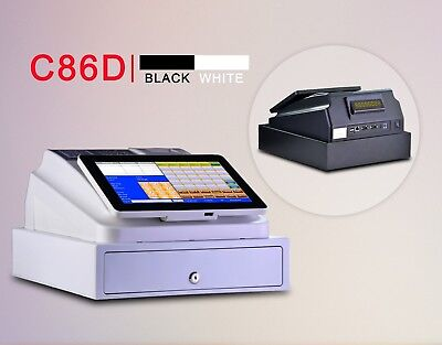 "10.1"" AIO Cash register Touch Screen inc POS software 2017 model"