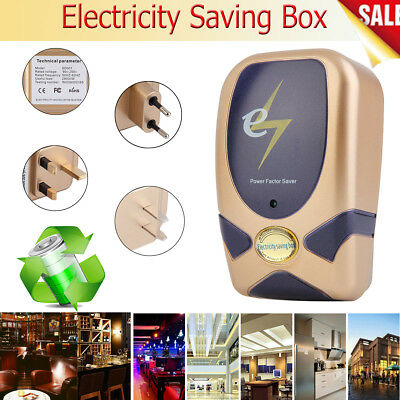 Home Use Save Electricity New Digital Power Energy Saver Device Saving Box Tools