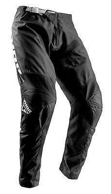 THOR MX Motocross Kids 2018 SECTOR ZONES Pants (Black) US 22 (Youth)