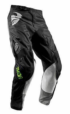 THOR MX Motocross Kids 2018 PULSE AIR RADIATE Pants (Black) US 22 (Youth)