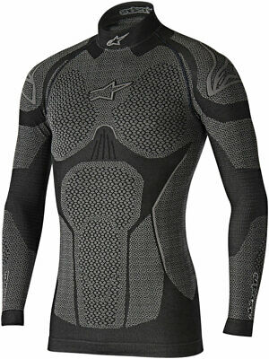Alpinestars Ride Tech Winter Long-Sleeve Undersuit Top/Shirt MD-LG