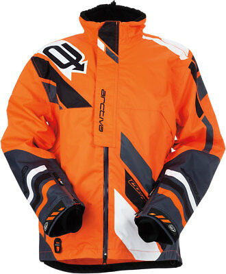 ARCTIVA Snow Snowmobile Men's 2017 COMP RR Shell Jacket (Orange) 2XL (2X-Large)
