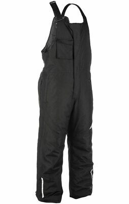 Fly Racing Snow Snowmobile Kids AURORA Bibs/Pants (Black) YM (Youth Medium)