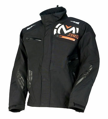 Moose Racing MX Off-Road 2017 XCR Adventure Touring Jacket (Black) 3XL