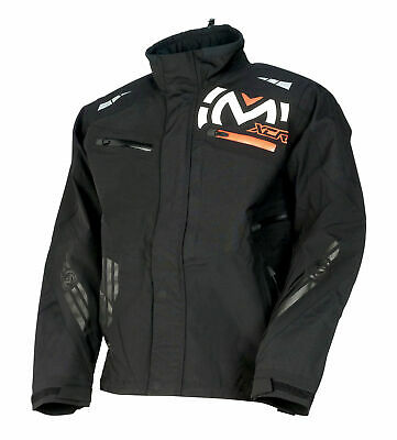 Moose Racing MX Off-Road 2017 XCR Adventure Touring Jacket (Black) L (Large)