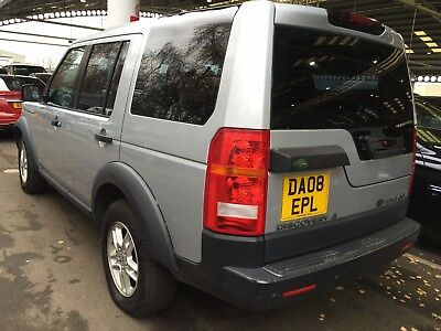 08 Land Rover Discovery 3 2.7 Tdv6 Gs Auto 7 Seats, Privacy Glass Lovely Looking