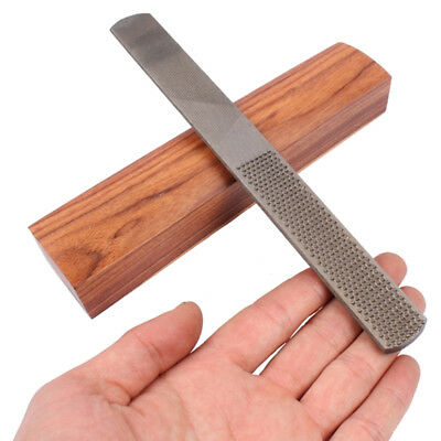 4 in 1 Steel Carpentry Woodworking Wood Rasp File Carving Hand Tool 200*23mm Hot