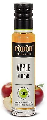 Podor Premium Apple Vinegar 100ml Nature and Clear