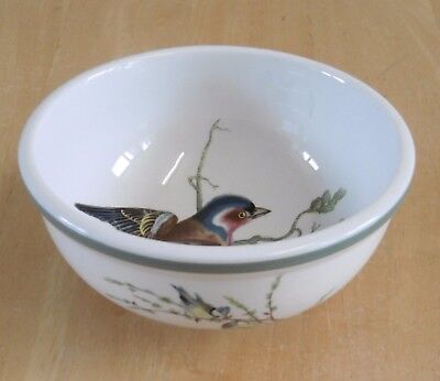 "Vintage Portmeirion Pottery Birds Of Britain 5"" Bowl - Chaffinch"