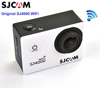 SJCAM SJ4000 WIFI 1080P 12MP Sports Action Cam Recording Camera 30M Waterproof