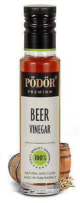 Podor Premium Beer Vinegar Nature and Clear 100ml