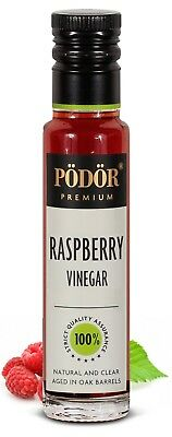 Podor Premium Raspberry Vinegar 250ml Nature and Clear