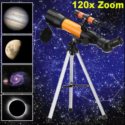 360X50mm 120x Monocular Zoom Astronomical Telescope Space Spotting Scope F36050N