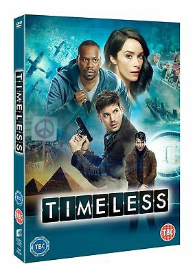 Timeless: Season 1 (with Digital Download) [DVD]