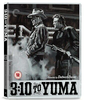 3:10 to Yuma - The Criterion Collection (Restored) [Blu-ray]